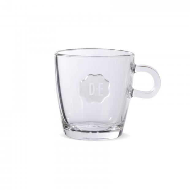 Douwe Egberts koffieglas zegel - 17 cl