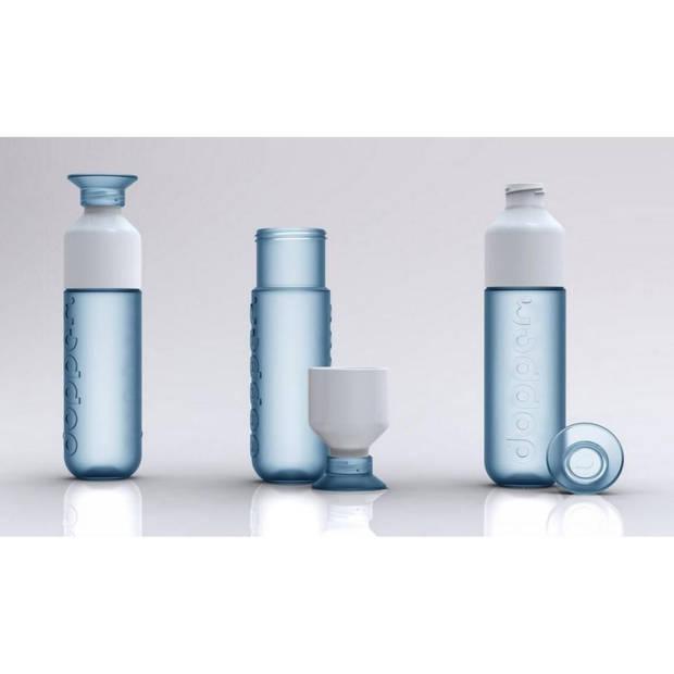 Dopper waterfles - blauw