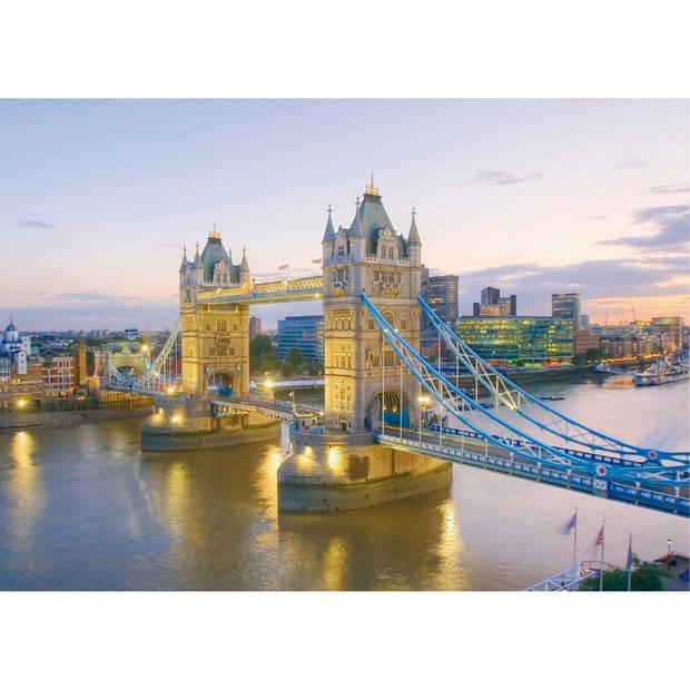 Clementoni puzzel Tower Bridge - 1000 stukjes