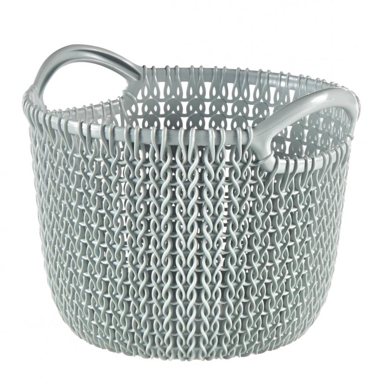 Curver Knit Round XS V2 - blauw