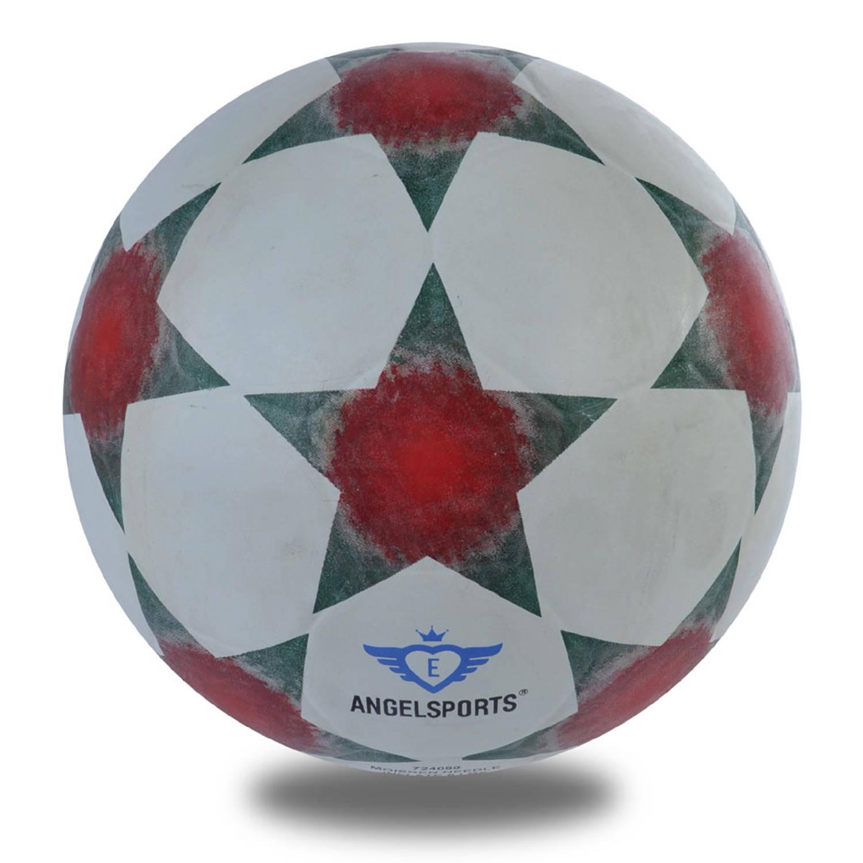 Afbeelding van Angel Sports straatvoetbal - rubber - maat 5 - 420 gr