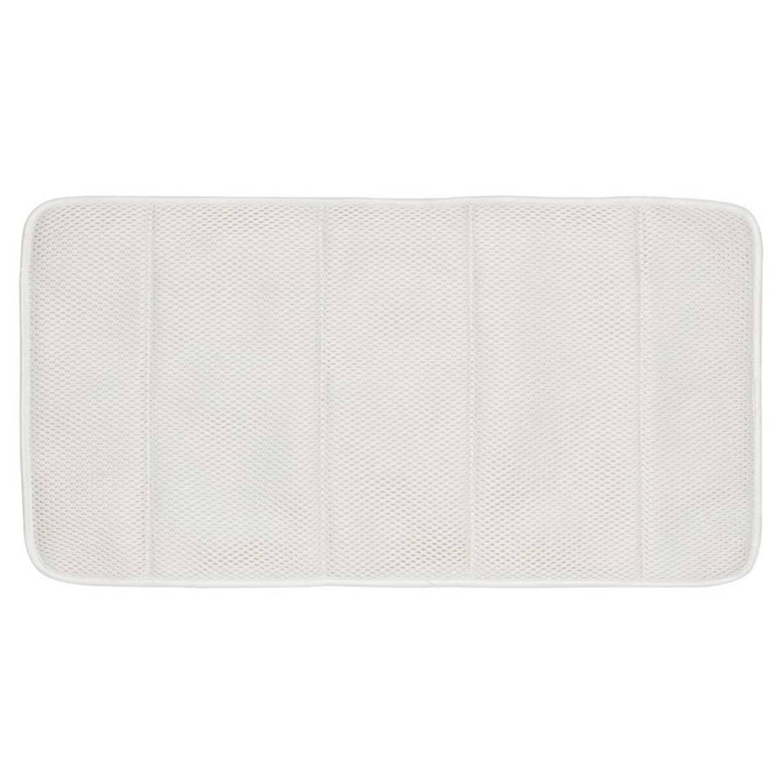 Korting Sealskin veiligheidsmat Comfort Safety Polyester 39 x 79 cm Wit