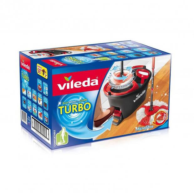 Vileda Turbo complete set