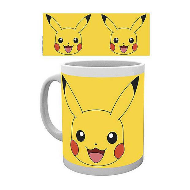 Mok Pokomon Pikachu