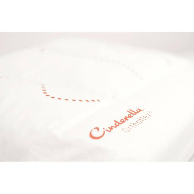 Cinderella Orthoflex Hoofdkussen - Soft/Medium