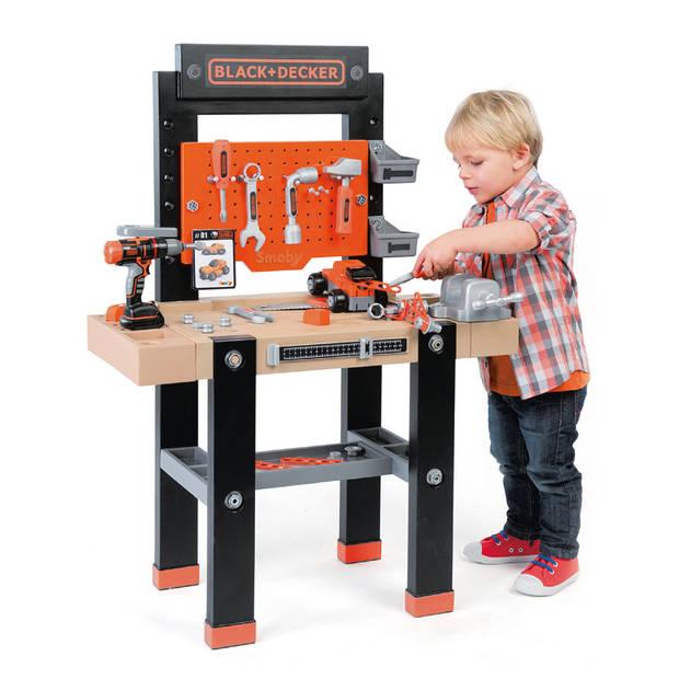 Black & Decker speelgoed werktafel