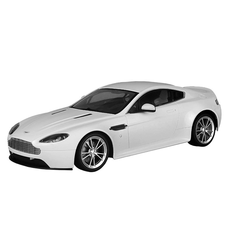 Afbeelding van Op afstand bestuurbare auto Racetin Aston Martin - V8S 1:16 - grijs