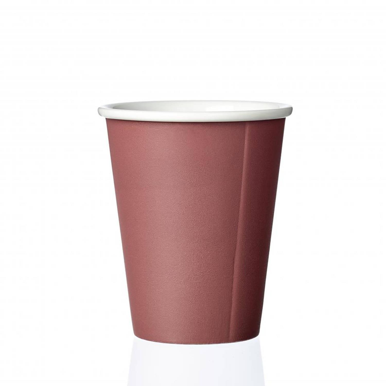 Korting Viva Scandinavia Papercup Theebeker 0,20 Liter Nordic Brick