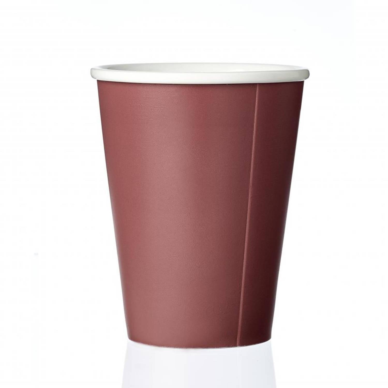 Korting Viva Scandinavia Papercup Theebeker 0,32 Liter Nordic Brick