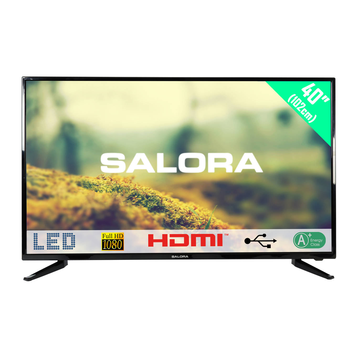 Salora full-hd led-televisie 40LED1500