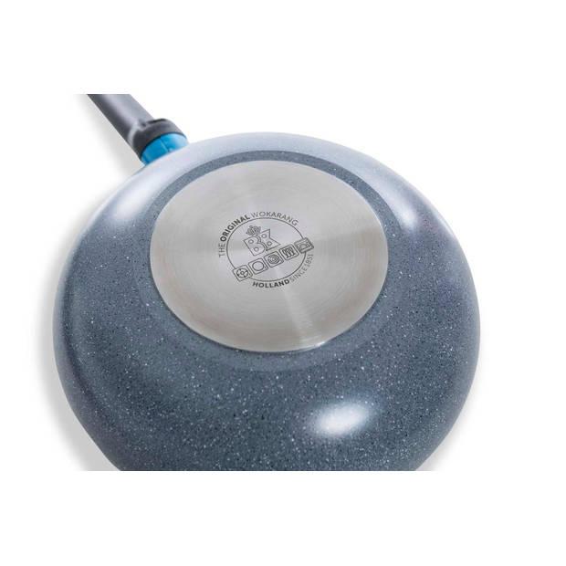 BK Blue Label Induction Granite wokarang - Ø 28 cm