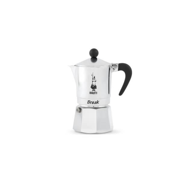 Bialetti Break espresso maker - 3 kops