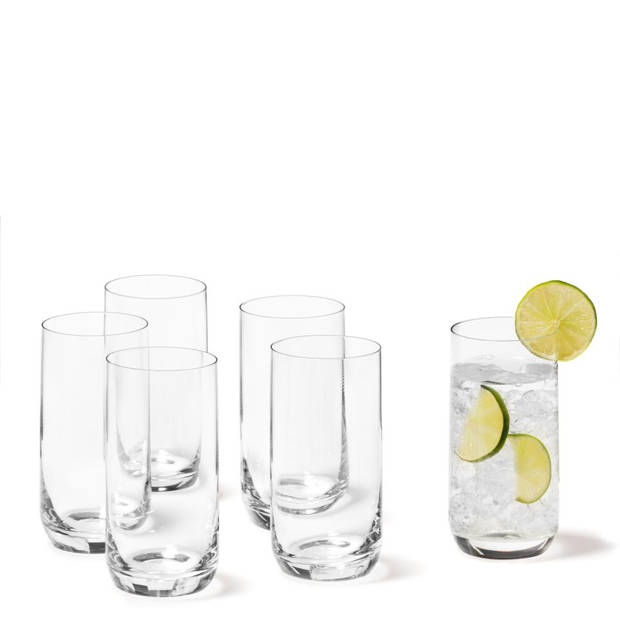 Leonardo Daily longdrinkglas - 6 stuks