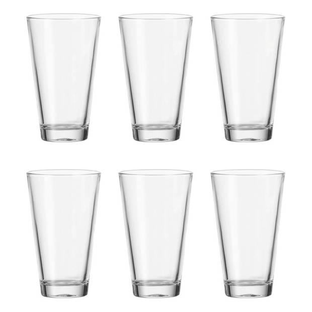 Leonardo Ciao plus Longdrinkglas - 0,3 liter - set van 6