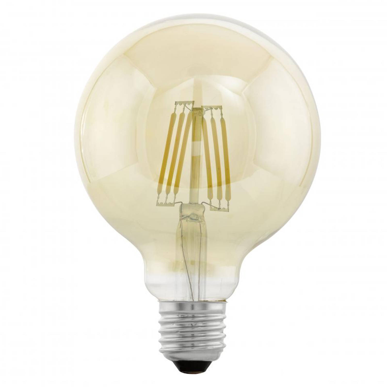 Eglo lichtbron E27 Led 4w Amber 2200k