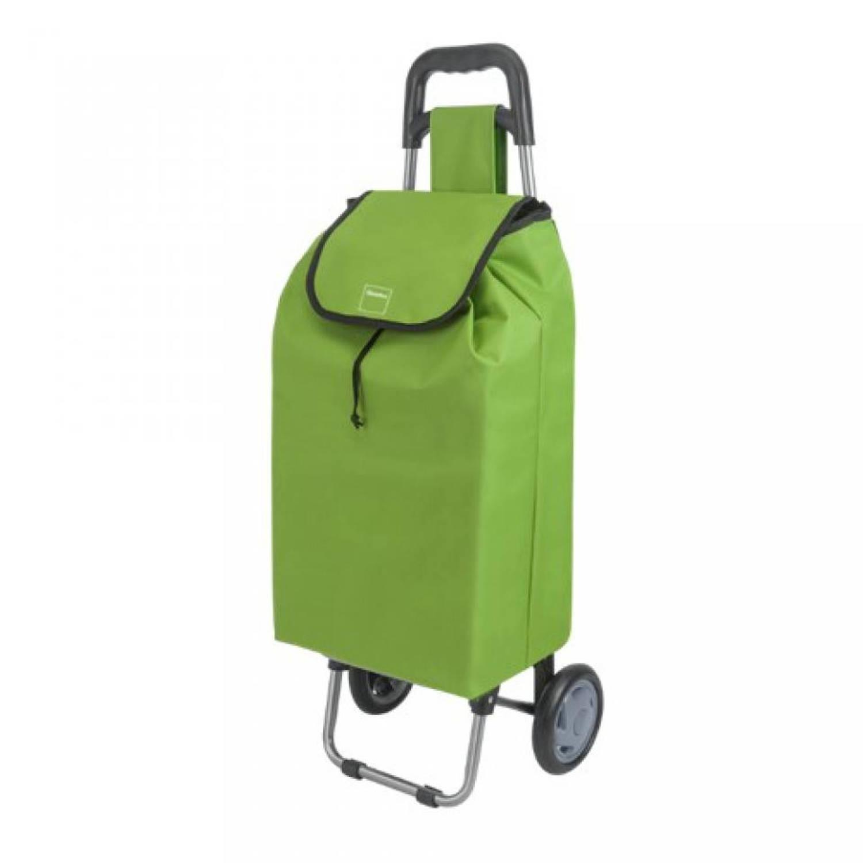 Korting Tomado Daphne boodschappentrolley groen