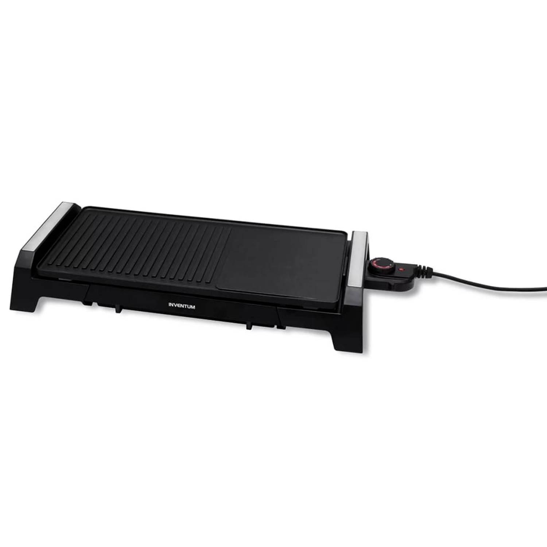 Inventum Grillplaat zwart 2200 W GP510