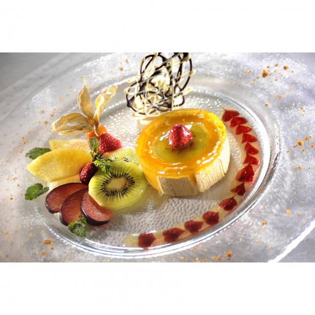 GEFU Formidable kookringen - voor desserts