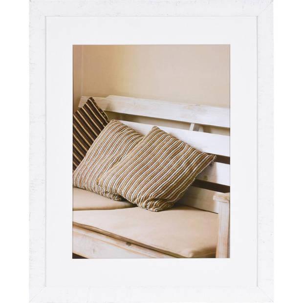 Henzo Driftwood Fotolijst - 40 x 50 cm - wit