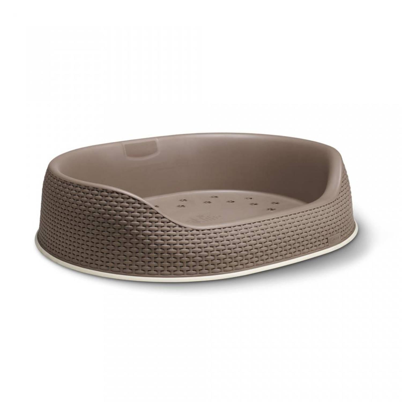 Curver hondenmand - mokka - 87 x 69 x 19