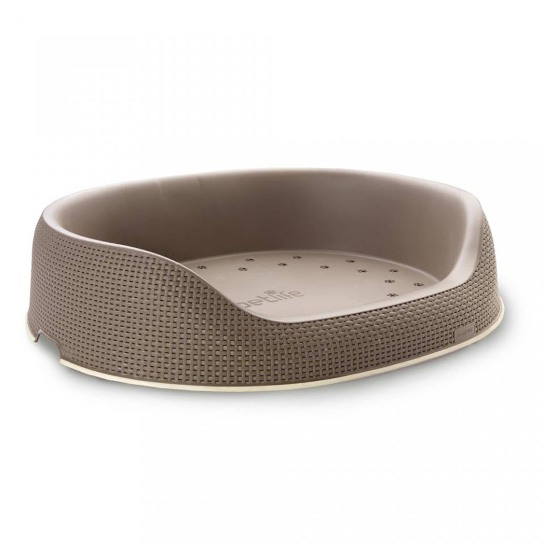 Curver hondenmand - mokka - 112 x 94 x 24