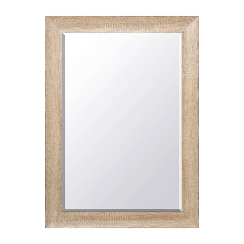 DMC Spiegel eiken - 62 x 82 cm