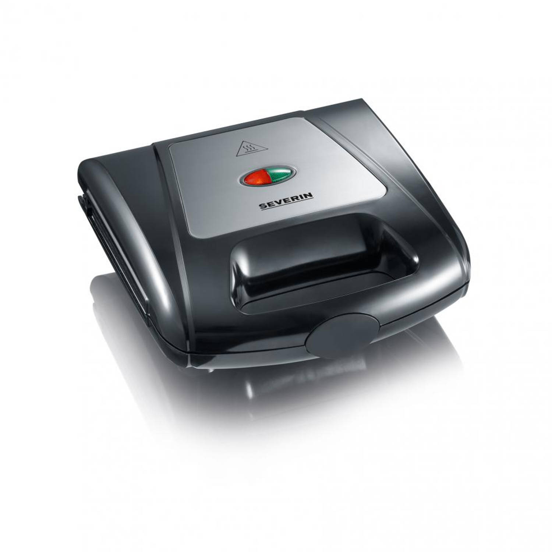 Severin toaster met grillplaten SA 2968 - 3 in 1