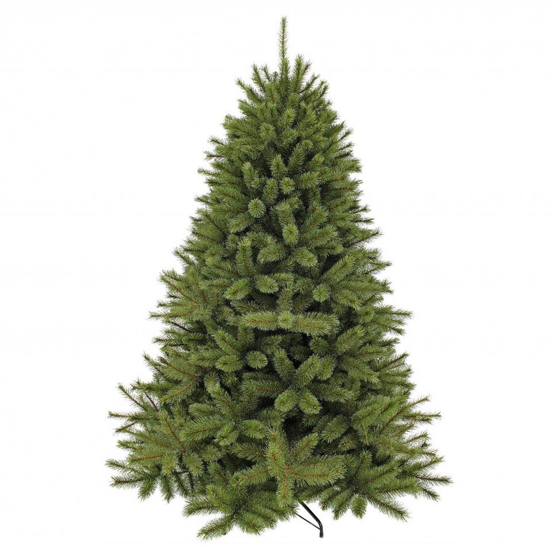 Kunstkerstboom groen Forest Frosted Pine d99 h120 cm Triumph Tree