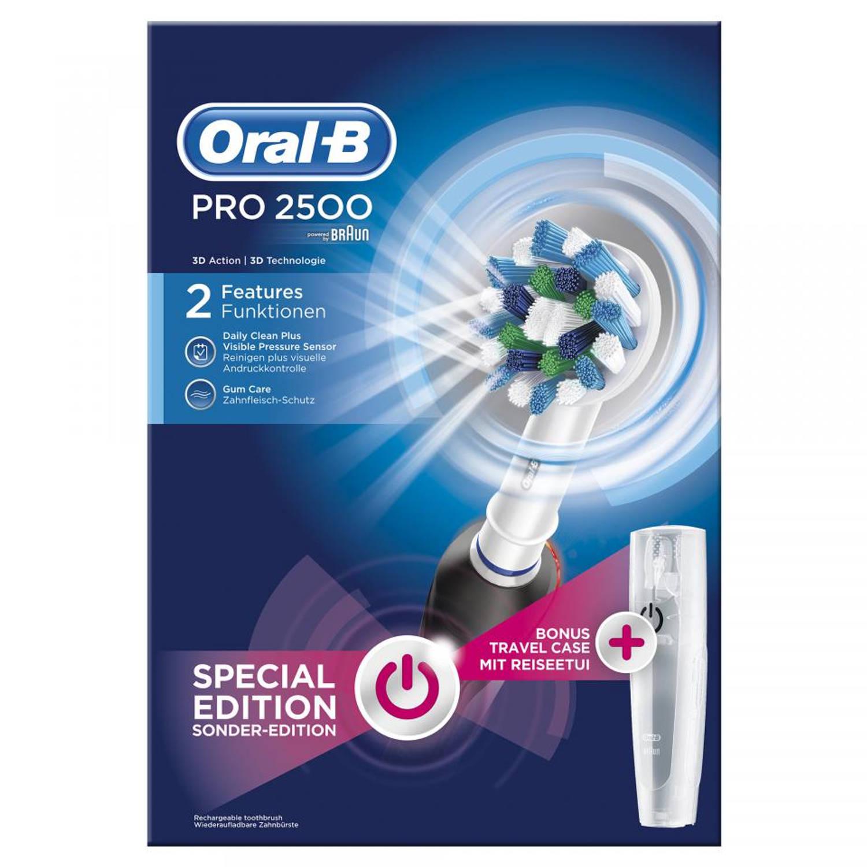 Oral B Elektrische Tandenborstel Pro 2500 Crossaction Blokker