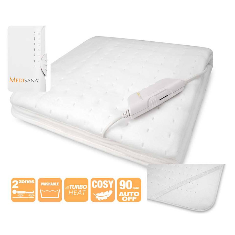 Medisana elektrische deken HU662 - 1 persoons