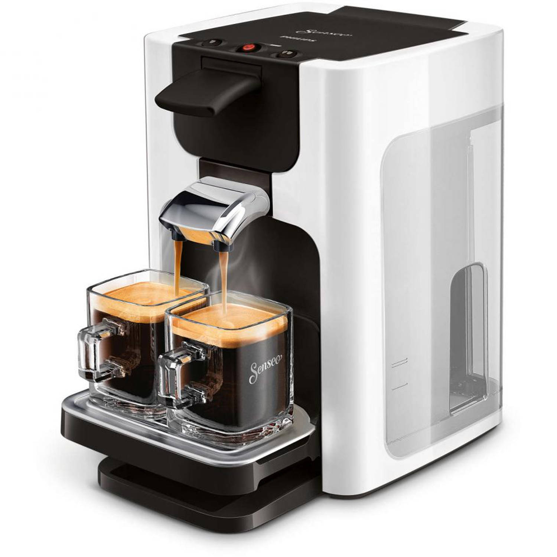Philips SENSEO® Quadrante koffiepadmachine HD7865/00 - wit