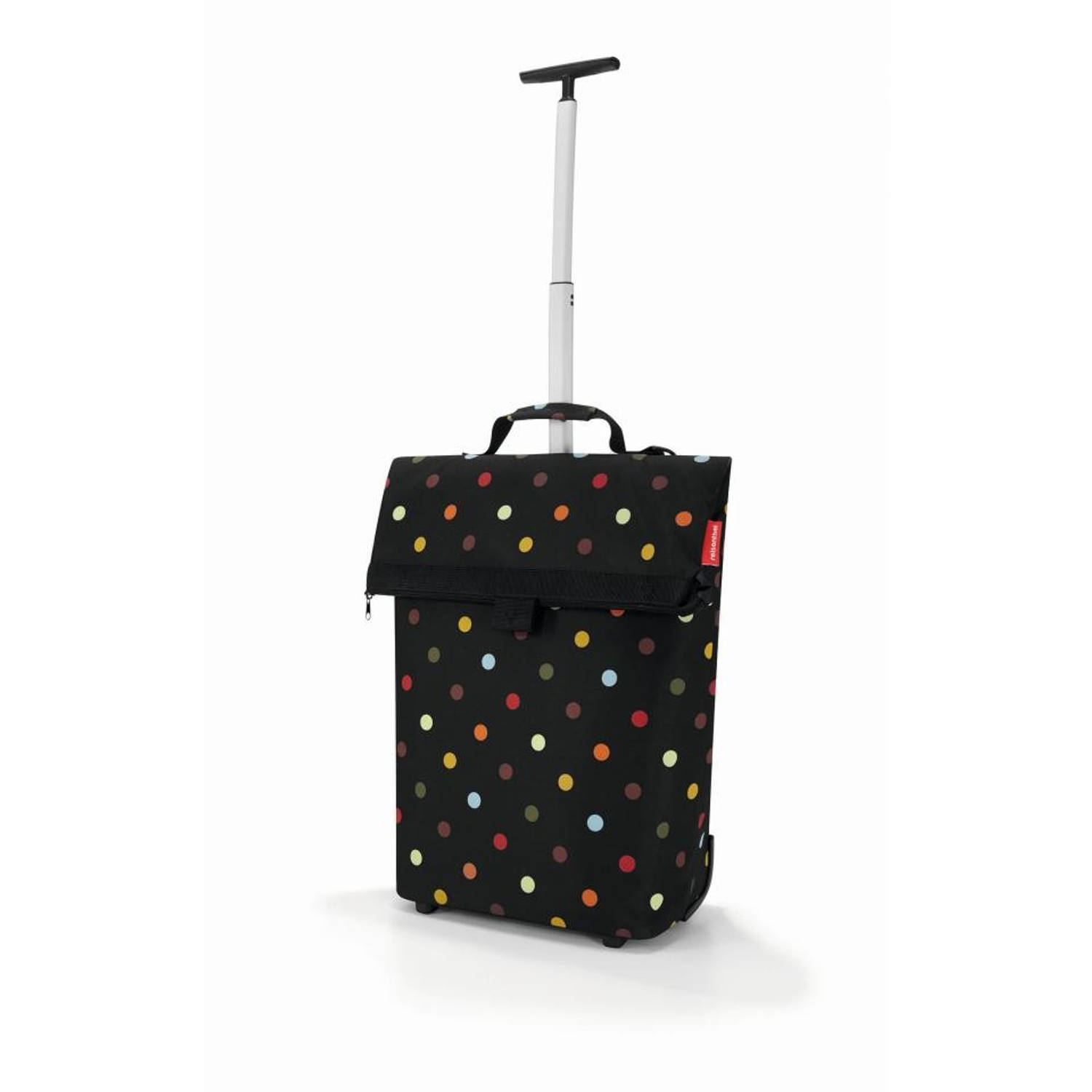 Reisenthel trolley M - Dots - 43 l