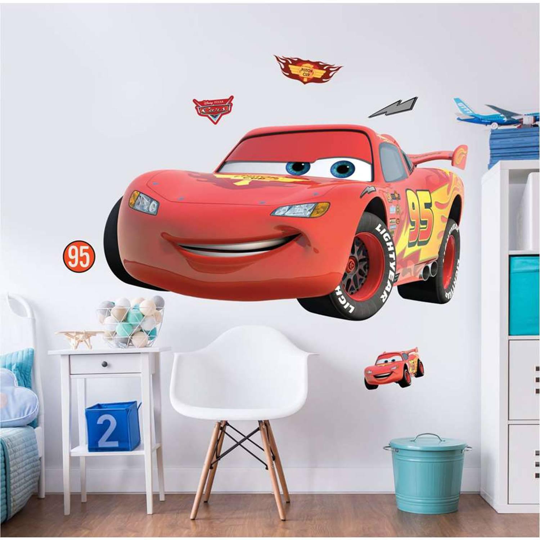 Disney Cars muurstickers - 120 cm