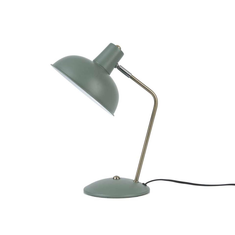 Leitmotiv tafellamp Hood - groen