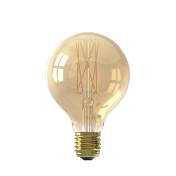 Calex Led Filament Globelamp Dimbaar - 4w - E27