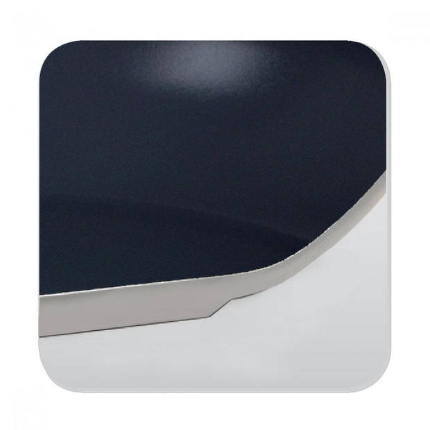 BK Easy Induction hapjespan met glazen deksel - ø 24 cm