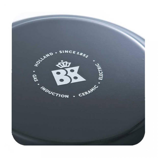 BK Fortalit braadpan - ø 18 cm - 1 liter