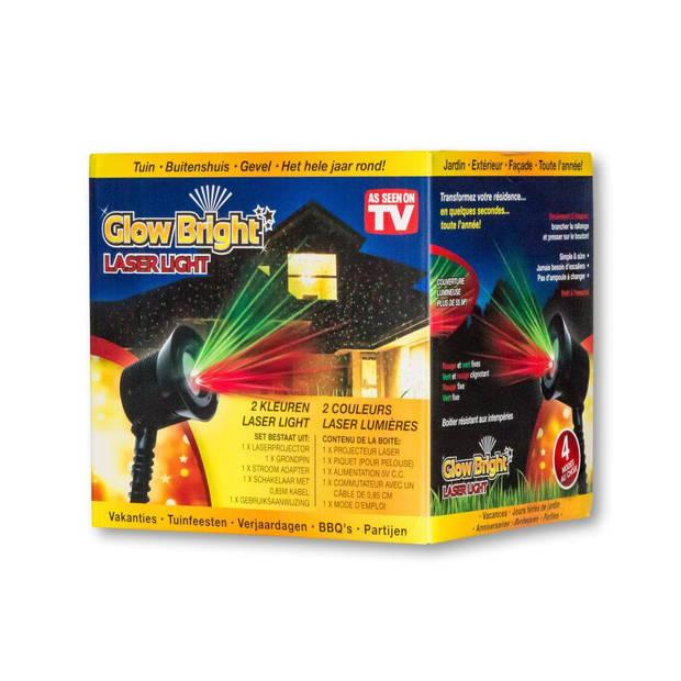 JML Glow Bright Laser Light