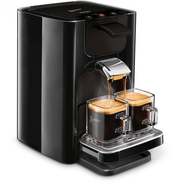 Philips SENSEO® Quadrante koffiepadmachine HD7865/60 - zwart