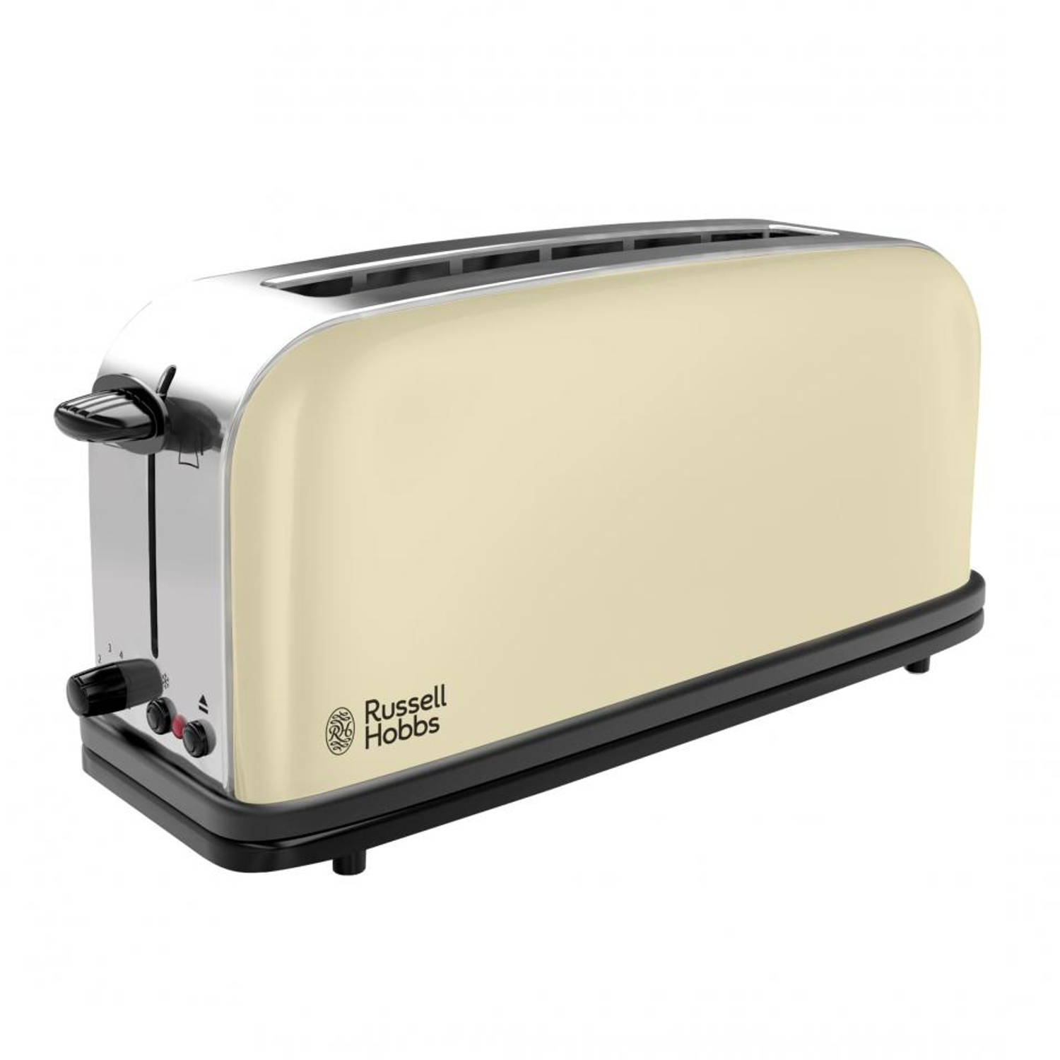 Russell Hobbs Colours Classic Cream Long Shot broodrooster 21395-56