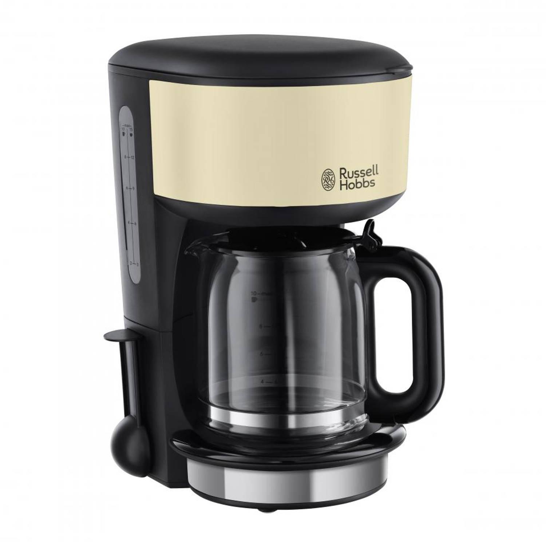 Russell Hobbs Colours Classic Cream koffiezetapparaat 20135-56