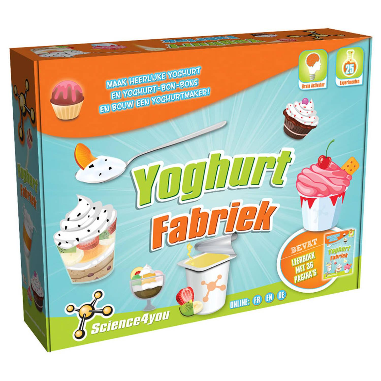 Science4You Yoghurtfabriek