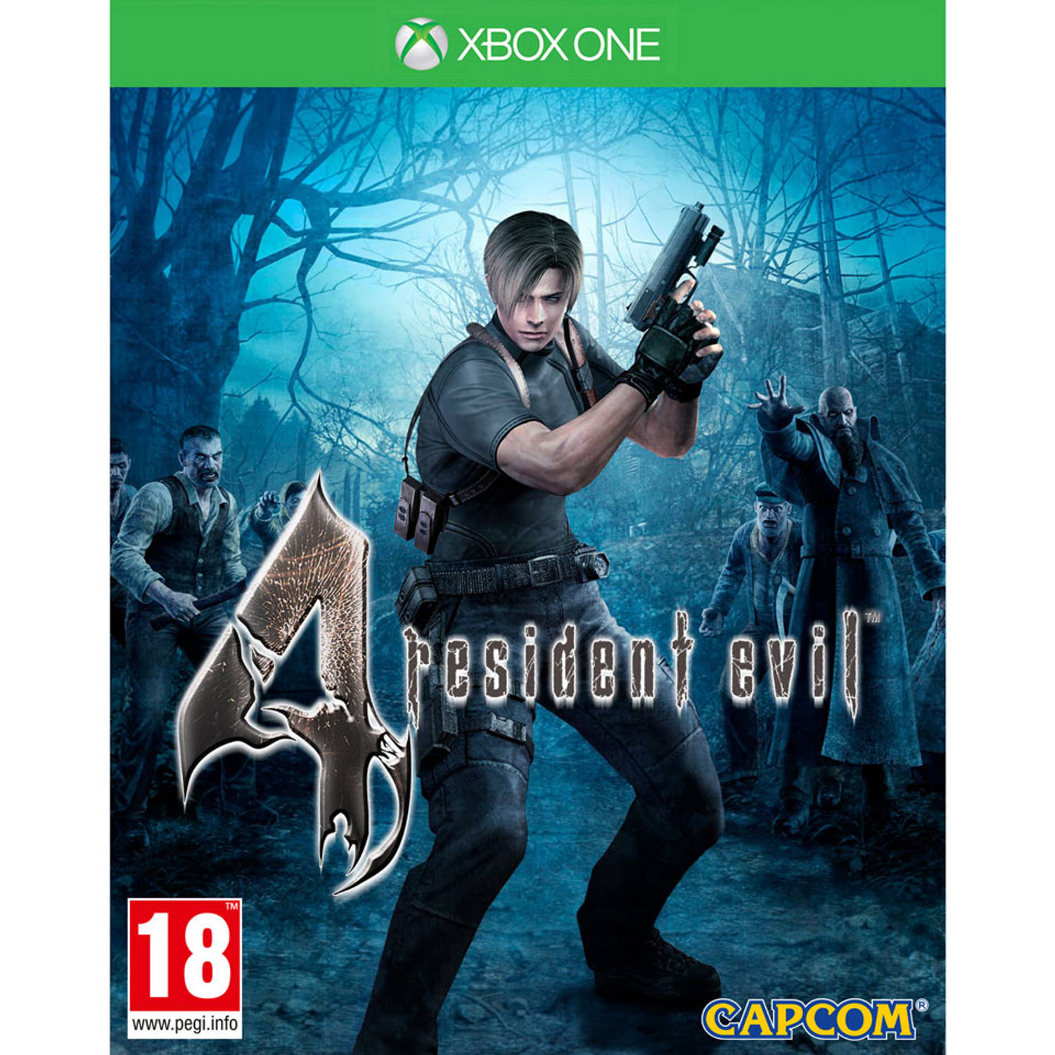 Xbox One Resident Evil 4 Remastered