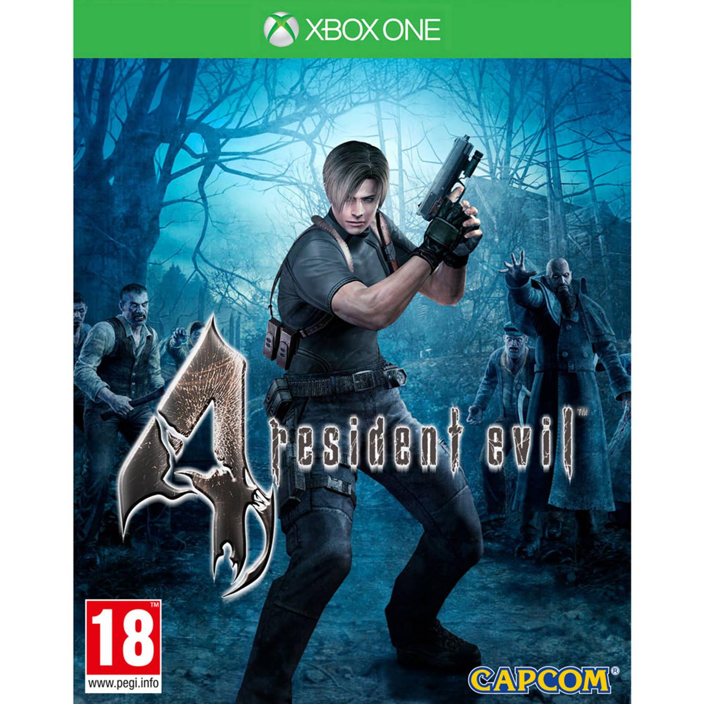Xbox One Resident Evil 4 Remastered