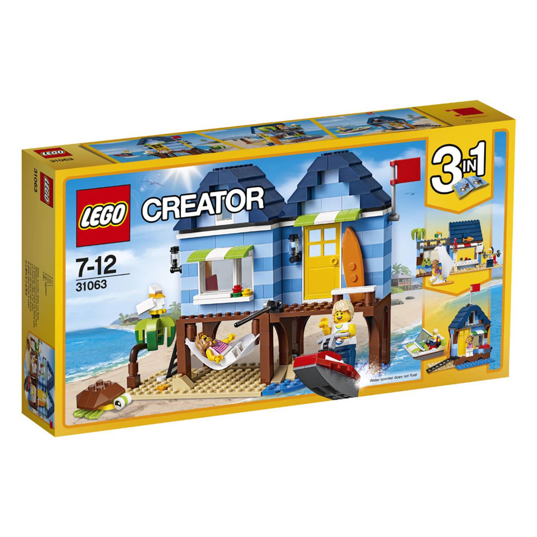 Strandvakantie Lego (31063)