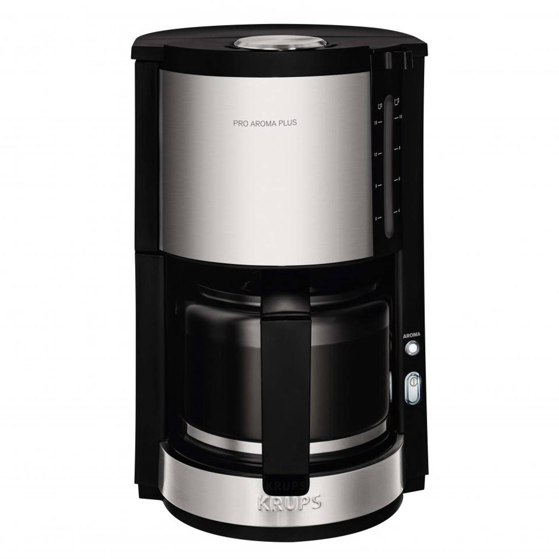 Korting Krups filterkoffiezetapparaat Pro Aroma Plus KM3210