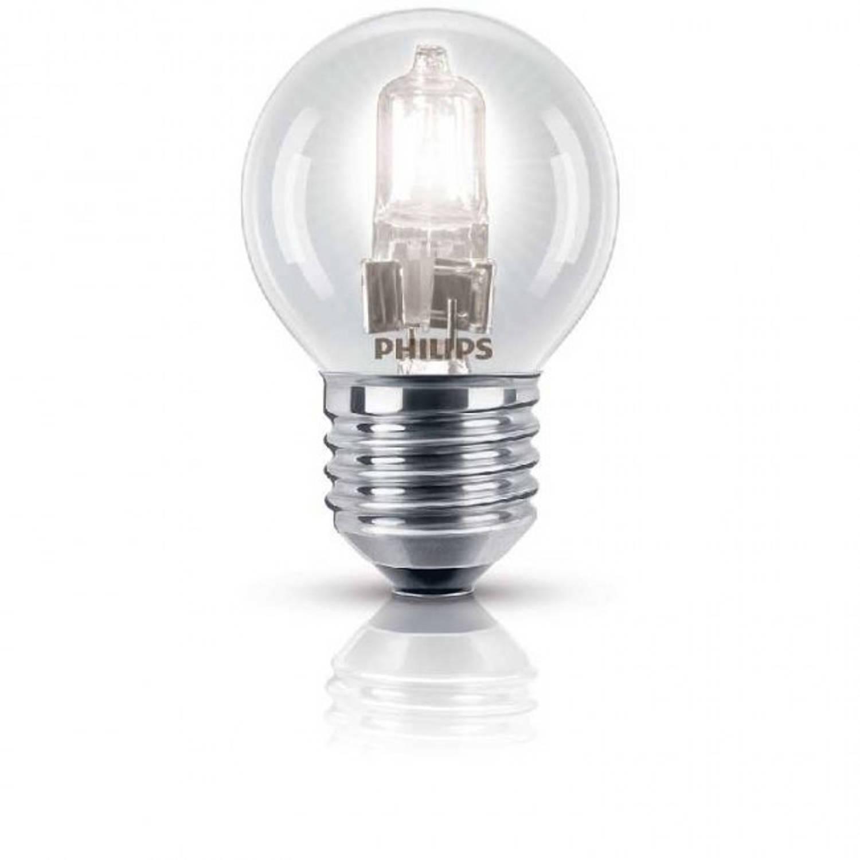 Philips EcoClassic kogellamp P45 230 V 18 W E27 helder