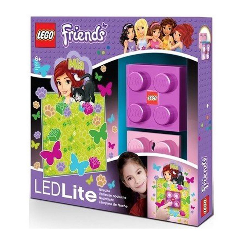 LEGO Friends Mia Minidoll nachtlamp