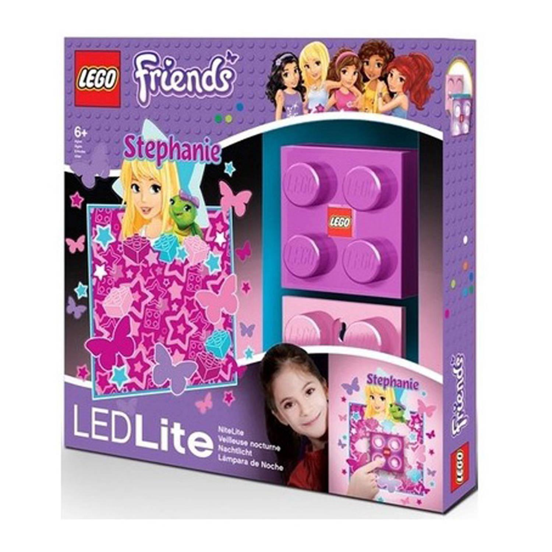 LEGO Friends Stephanie Minidoll nachtlamp