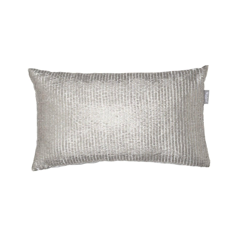 Walra Sierkussen Marit 30x50 cm grijs